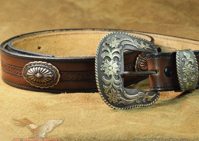 Hand Made Leather Belts